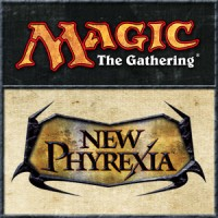 Magic: The Gathering – New Phyrexia - Board Game Box Shot