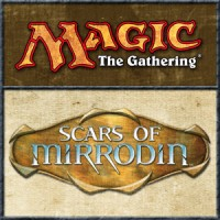 Magic: The Gathering – Scars of Mirrodin - Board Game Box Shot