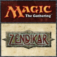 Magic: The Gathering – Zendikar - Board Game Box Shot