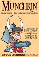 Munchkin - Board Game Box Shot