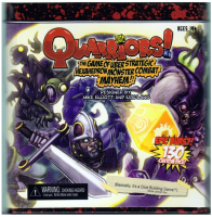 Quarriors! - Board Game Box Shot