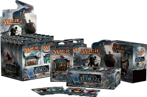 Rise of the Eldrazi boxes