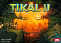 Tikal II - Board Game Box Shot