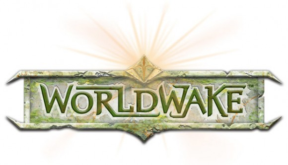 Magic: The Gathering - Worldwake title