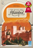 Alhambra - Board Game Box Shot