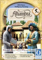 Alhambra: Power of the Sultan - Board Game Box Shot