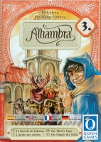 Alhambra: Thief's Turn - Board Game Box Shot
