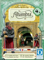 Alhambra: The Treasure Chamber - Board Game Box Shot
