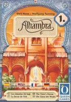 Alhambra: Vizier's Favor - Board Game Box Shot