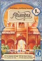 Alhambra: Vizier's Favor - Board Game Box Shot