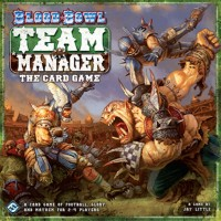 Blood Bowl: Team Manager – The Card Game - Board Game Box Shot
