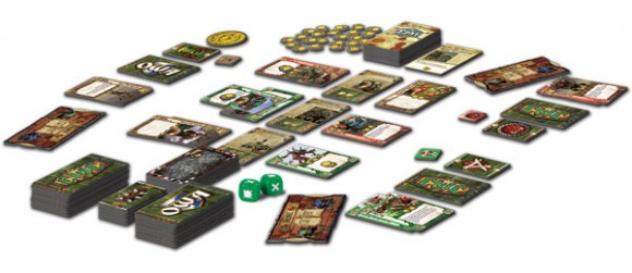 Blood Bowl: Team Manager – The Card Game game in play