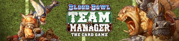 Blood Bowl: Team Manager – The Card Game title