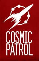 Cosmic Patrol - Board Game Box Shot