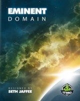 Eminent Domain - Board Game Box Shot