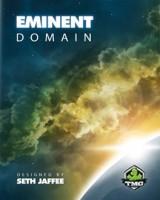 Eminent Domain - Board Game Box Shot
