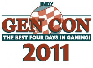 Gen Con 2011 logo