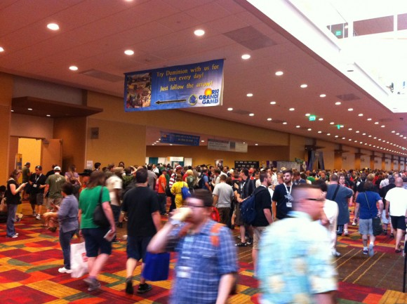 Where's Waldo in the Gen Con crowd?