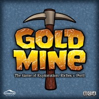 Gold Mine - Board Game Box Shot