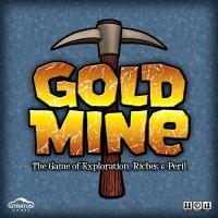 Gold Mine - Board Game Box Shot