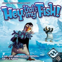 Hey, That's My Fish! - Board Game Box Shot