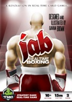 JAB: Real-Time Boxing - Board Game Box Shot