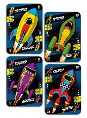 Launch Pad cards