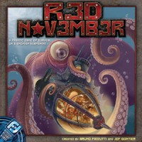 Red November - Board Game Box Shot