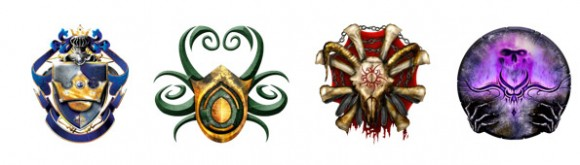 Rune Age factions