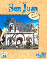 San Juan - Board Game Box Shot