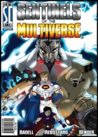 Sentinels of the Multiverse - Board Game Box Shot