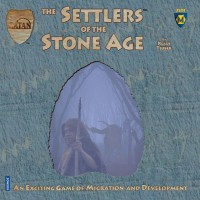 The Settlers of the Stone Age - Board Game Box Shot