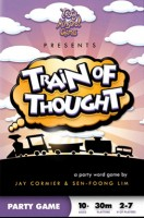 Train of Thought - Board Game Box Shot