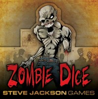 Zombie Dice - Board Game Box Shot