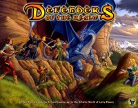 Defenders of the Realm - Board Game Box Shot