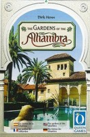 Alhambra: Gardens - Board Game Box Shot