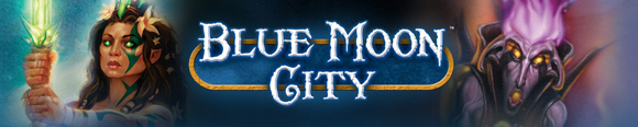 Blue Moon City Fantasy Flight Game