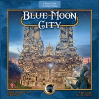Blue Moon City - Board Game Box Shot