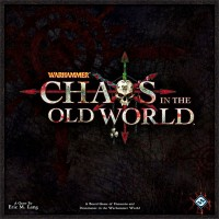 Chaos in the Old World - Board Game Box Shot