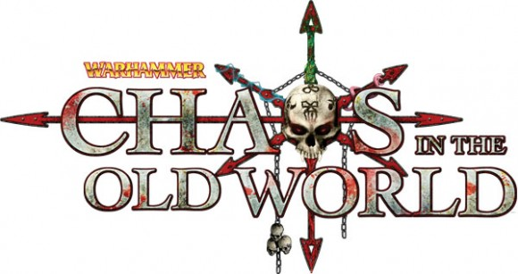 Chaos in the Old World board game title