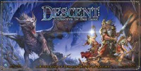 Descent: Journeys in the Dark - Board Game Box Shot