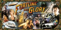 Fortune and Glory: The Cliffhanger Game - Board Game Box Shot