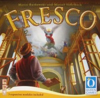 Fresco - Board Game Box Shot