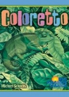 Coloretto - Board Game Box Shot