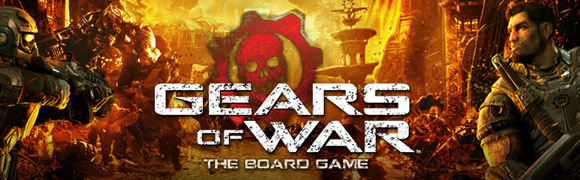 Gears of War: The Board Game title