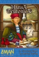 Hansa Teutonica - Board Game Box Shot