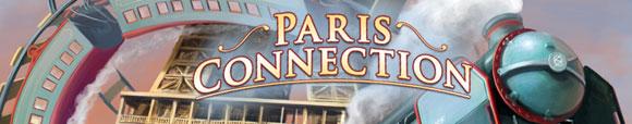 Paris Connection Game Logo