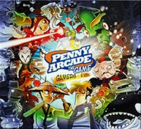 Penny Arcade: The Game, Gamers vs. Evil - Board Game Box Shot