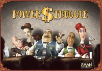 Power Struggle - Board Game Box Shot