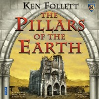 The Pillars of the Earth - Board Game Box Shot